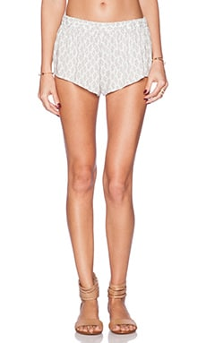 eberjey Nicolette Shorts in Rose Puff & Seagull