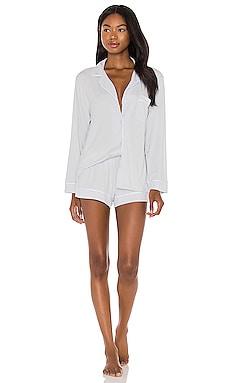 Gisele Long Sleeve PJ Set eberjey $115