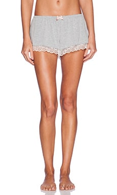 Quinn Short in Heather Grey
