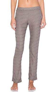 eberjey Clyde Pant in Mink