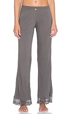 eberjey Francine Pants in Tapenade