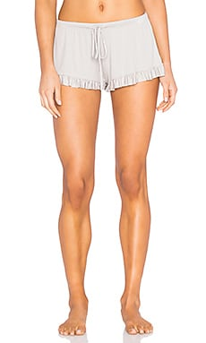 eberjey Hailey Short in Cloudy Grey