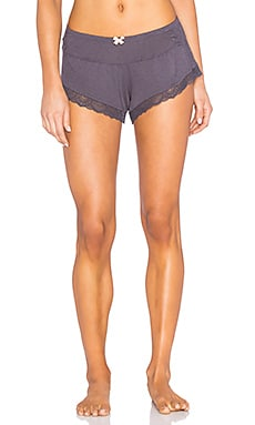 eberjey Daphne Short in Shadow Grey