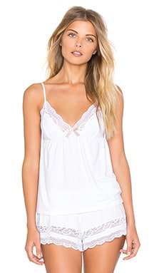 eberjey Anouk Cami in White