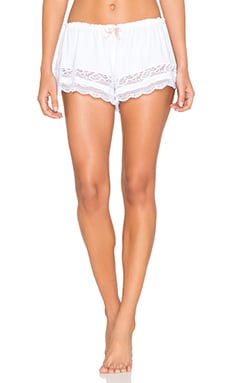 eberjey Anouk Short in White