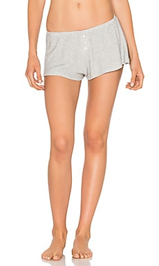 eberjey Bailey Short in Marble Grey