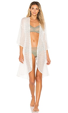 Love Always Lace Robe in Magnolia