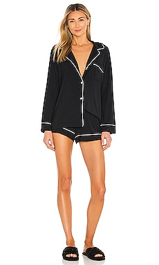 Gisele Long Sleeve Short Set eberjey $115 BEST SELLER