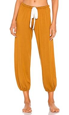 Купить Брюки winter heather - eberjey, Спортивные брюки, Доминиканская Республика, Тёмно-оранжевый