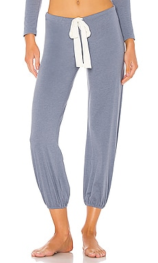 Heather Cropped Pant eberjey $69