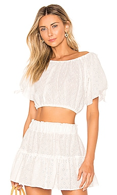 Giulia Camryn Top eberjey $76 BEST SELLER