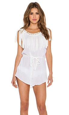 eberjey Ship Wrecked Rania Tunic in White