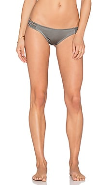 eberjey Beach Glow Jagger Bottom in Sage Grey