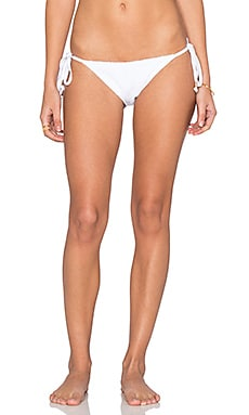 eberjey Crystal Valley Eva Bottom in White
