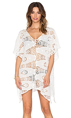 eberjey Spirit Dancer Brielle Cover Up in White