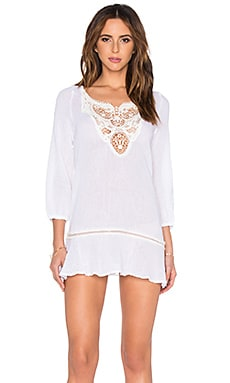 eberjey Soul Searching Natalya Cover Up in White