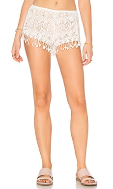 eberjey Free Spirit Dylan Shorts in Snow