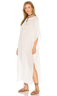 eberjey End Of Summer Marlowe Cover Up in Cloud