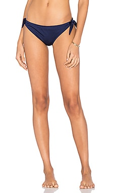 Beach Glow Ursula Bikini Bottom in Deep Blue