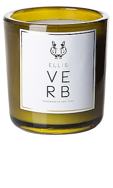 Verb Terrific Scented Candle Ellis Brooklyn $60