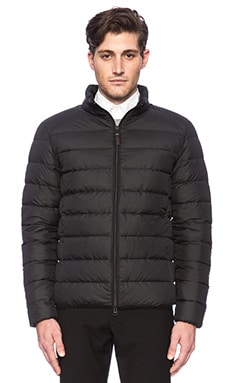 ECOALF Verbier Ultralight Jacket in Black