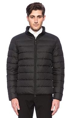 ECOALF Verbier Ultralight Jacket in Black