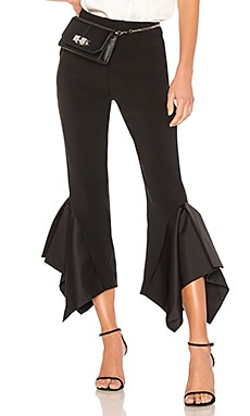 PANTALON BOYFRIEND BOX PLEAT