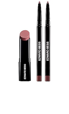 KIT DE LABIOS SUPERNATURAL Edward Bess $75