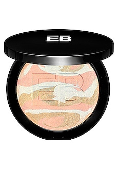 Marbleized Rose Gold Powder Edward Bess $58