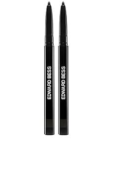 Defining Eyeliner in Deep Black