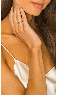 ANILLO LOVE YOU, MEAN IT EF COLLECTION $1,395 NUEVO