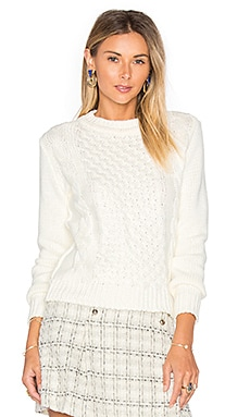 Anna Sweater in Off White