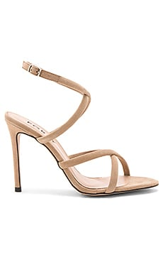 Wrap Around Heel en Camel