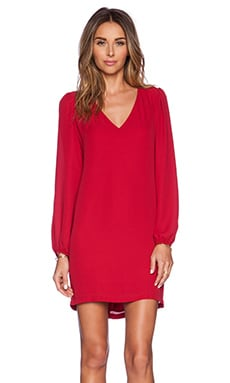 Eight Sixty Dress in Rocco Red