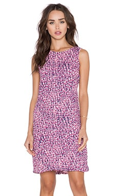 Eight Sixty Maryann Shift Dress in Pink & Spectrum