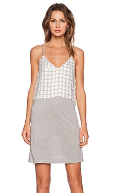Erin Kleinberg Muse Dress in Grey