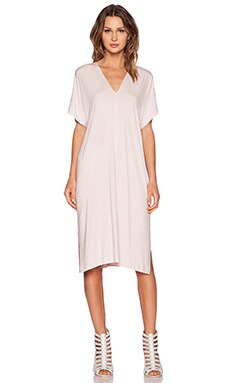 Erin Kleinberg Iselin 2.0 Maxi Dress in Blush