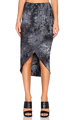 Erin Kleinberg The Encore Skirt in Grey