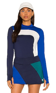 Off to the Races Long Sleeve Top Eleven by Venus Williams $88