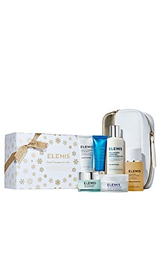 TRAVEL TREASURES FOR HER スキンケアキット ELEMIS $88