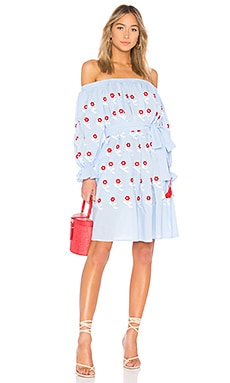 Flower Power Mini Dress Eleven by March 11 $280