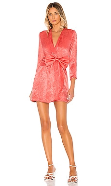Iris Bow Dress RESA $76