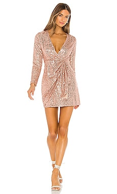 Kylie Mini Dress RESA $176