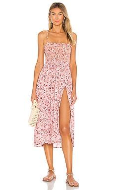 Ashley Midi Dress RESA $158