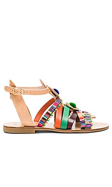 Playground Sandal in Multi