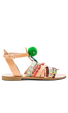 Kokomo Sandal in Multi
