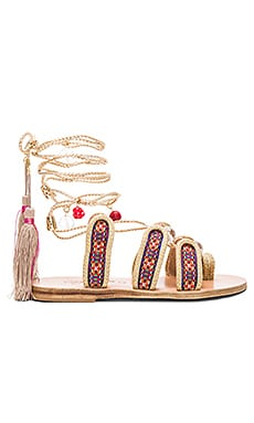 The Great Gatsby Sandal en Imprimé