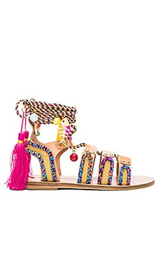 Pisces Sandal in Multi
