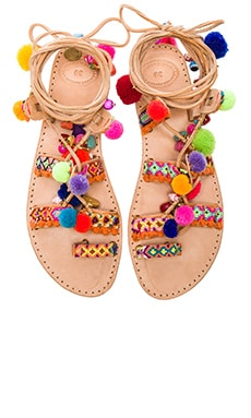 Penny Lane Sandal in Multi