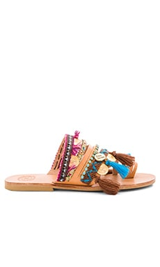 Marrakech Sandal in Multi